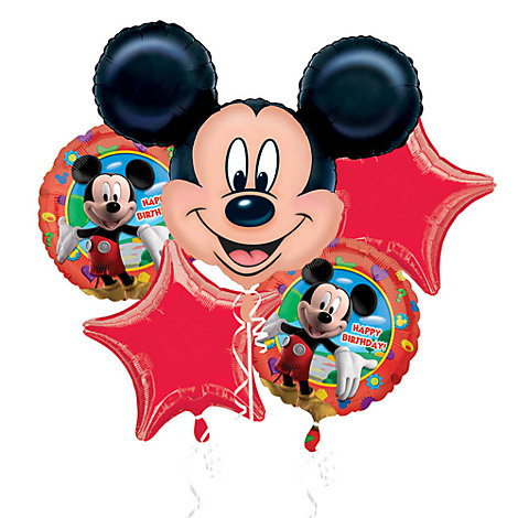 Bouquet de ballons Mickey Mouse