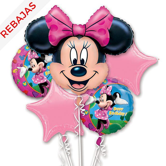 Ramo globos Minnie