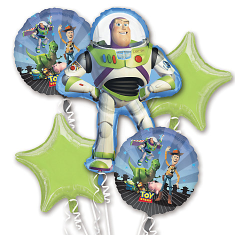 Toy Story, bouquet di palloncini