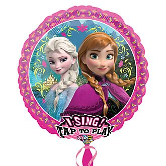Globo musical Frozen