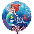 Arielle, die Meerjungfrau - Singender Ballon