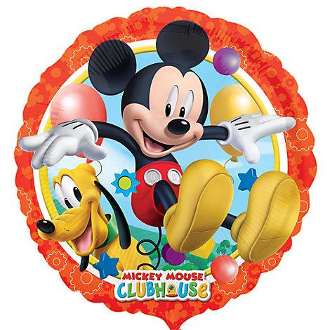 Ballon métallisé Mickey Mouse