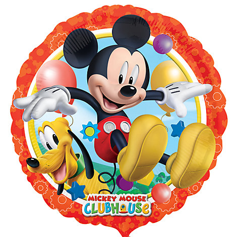 Globo brillante Mickey