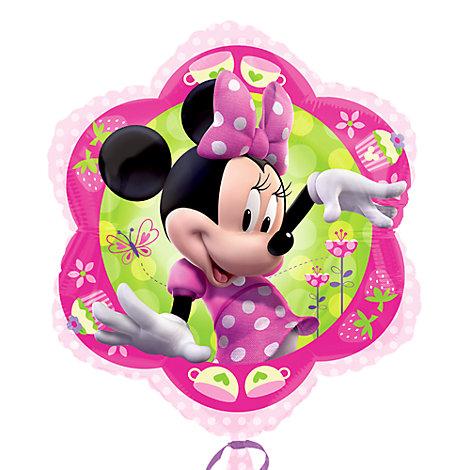 Ballon métallisé Minnie Mouse