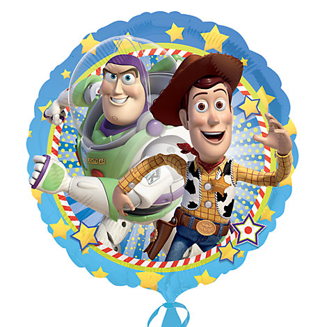 Toy Story folieballong
