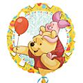 Winnie the Pooh, palloncino in foil