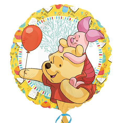 Ballon métallisé Winnie l'Ourson