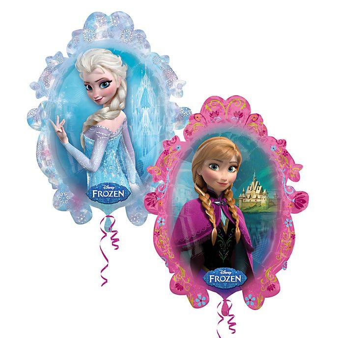Globo supergrande forma Frozen