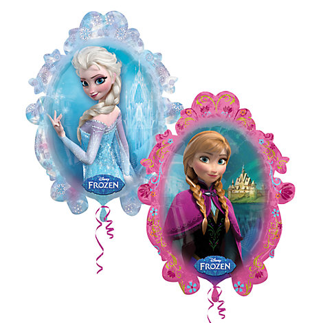 Die Eiskönigin - völlig unverfroren - Superform-Ballon