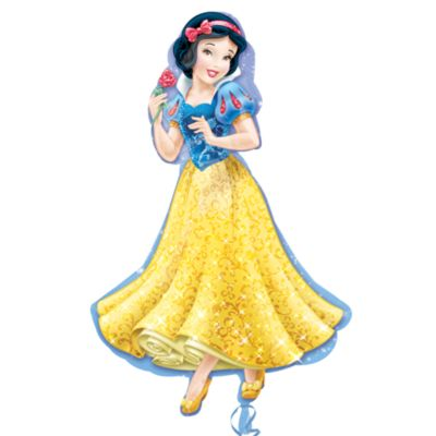 Snow White Super Shape Balloon