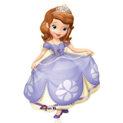 Sofia la Principessa, palloncino sagomato grande