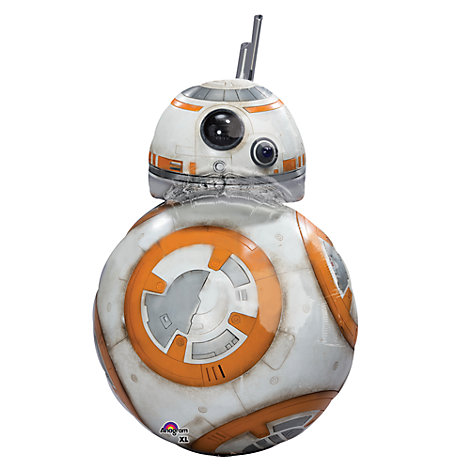 Figurformet BB8 ballon