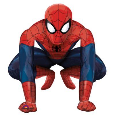 Spiderman vandrande ballong