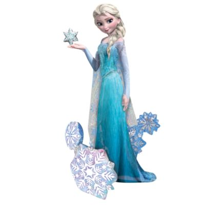 Elsa vandrande ballong