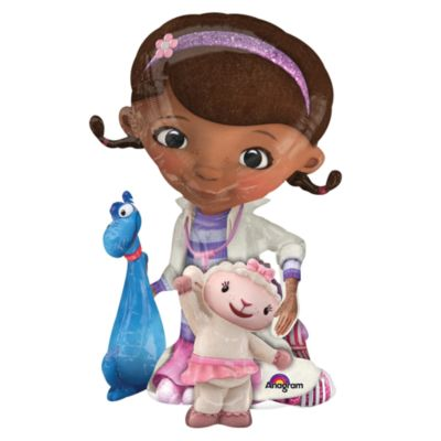 Doc McStuffins AirWalker Balloon