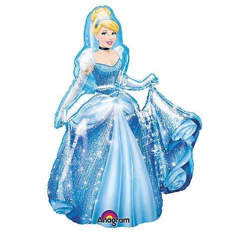 Cinderella AirWalker Balloon