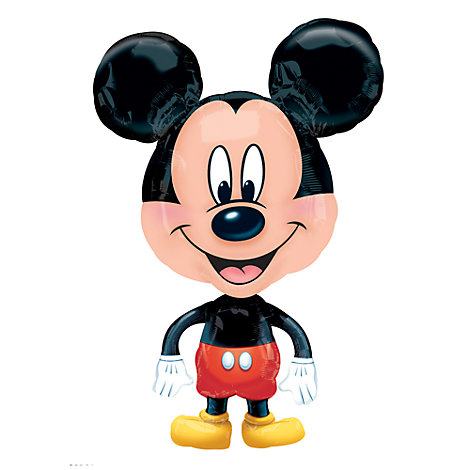 Mickey Mouse airwalker-ballon