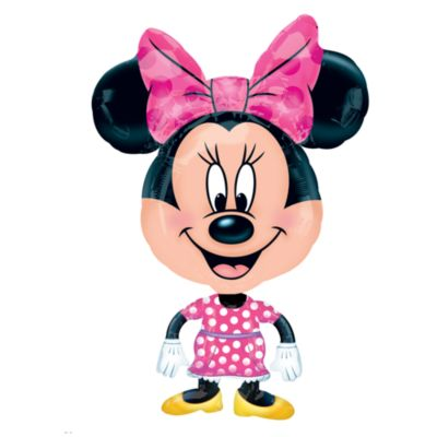 Minnie Mouse airwalker-ballon