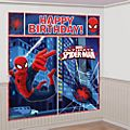 Decoraci¢n de escena fiesta Spider-Man