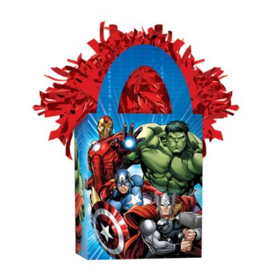 Avengers Balloon Weight