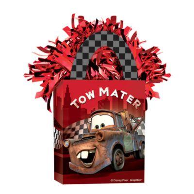 Poids pour ballon Disney Pixar Cars