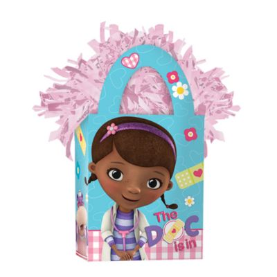 Doc McStuffins Balloon Weight