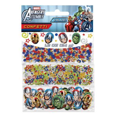 Avengers, coriandoli decorativi