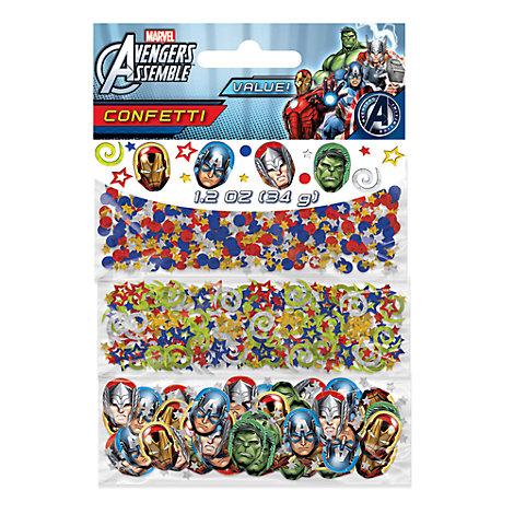 Confeti Los Vengadores
