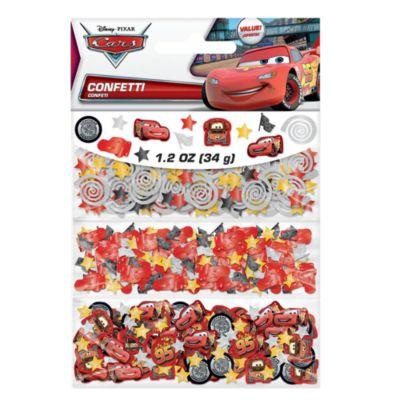 Disney Pixar Bilar konfetti