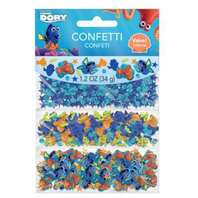 Confeti Buscando a Dory