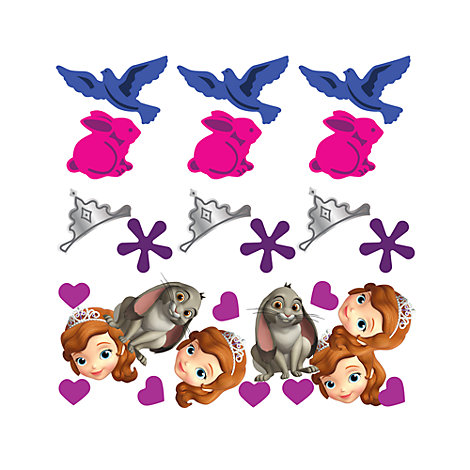Sofia The First Confetti