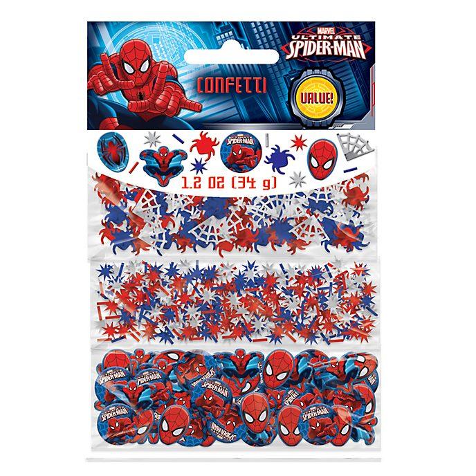 Confeti Spider-Man, Disney Store