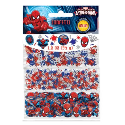 Confettis Spider-Man