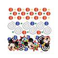 Disney Store Mickey Mouse Confetti