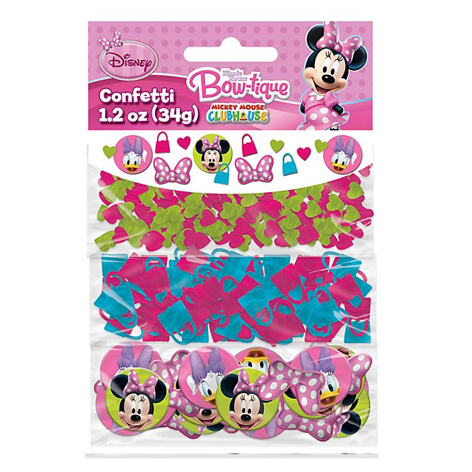 Disney Store Confettis Minnie Mouse