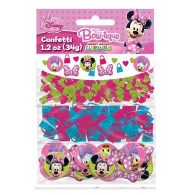Minnie Mouse konfetti
