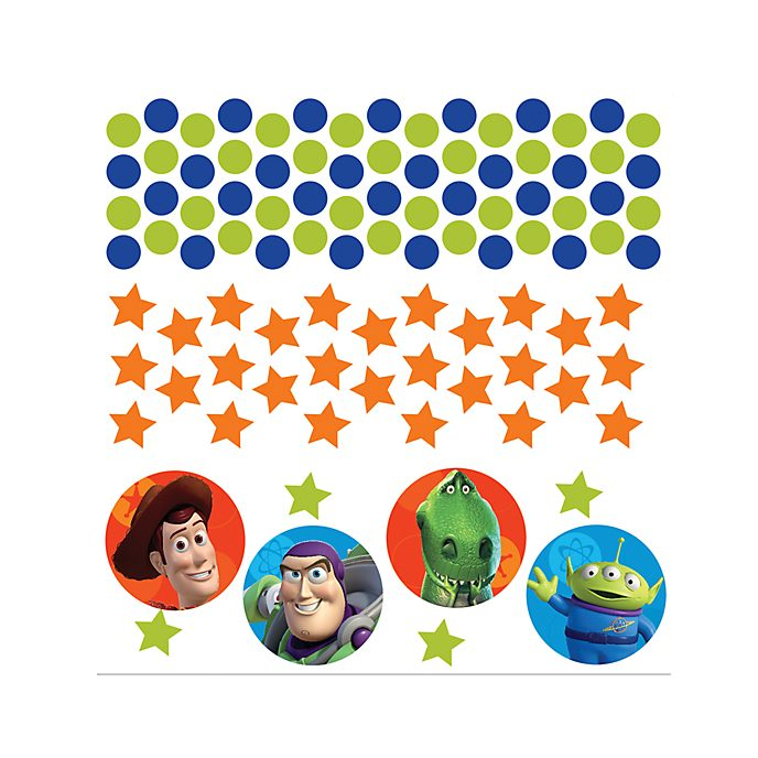Disney Store Toy Story Confetti