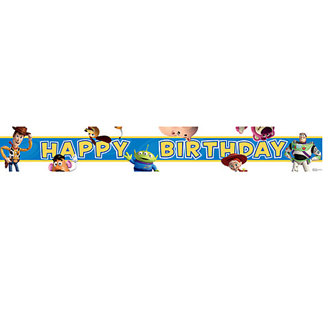 Toy Story foliebanner