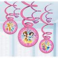 Disney Store Disney Princess Party Swirl Decorations