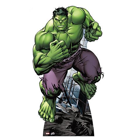 Imagen recortada de Hulk