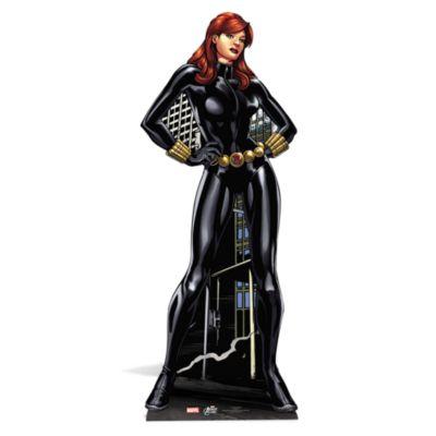 Black Widow kartongfigur