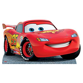 Disney Store Lightning McQueen Character Cut Out