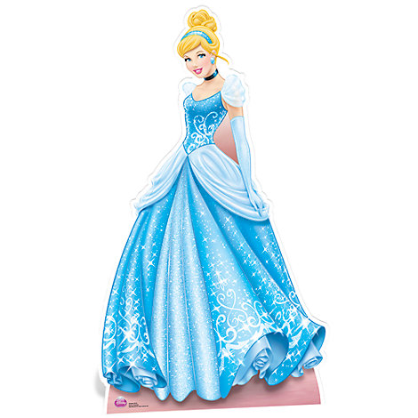 Cinderella Character Cut Out
