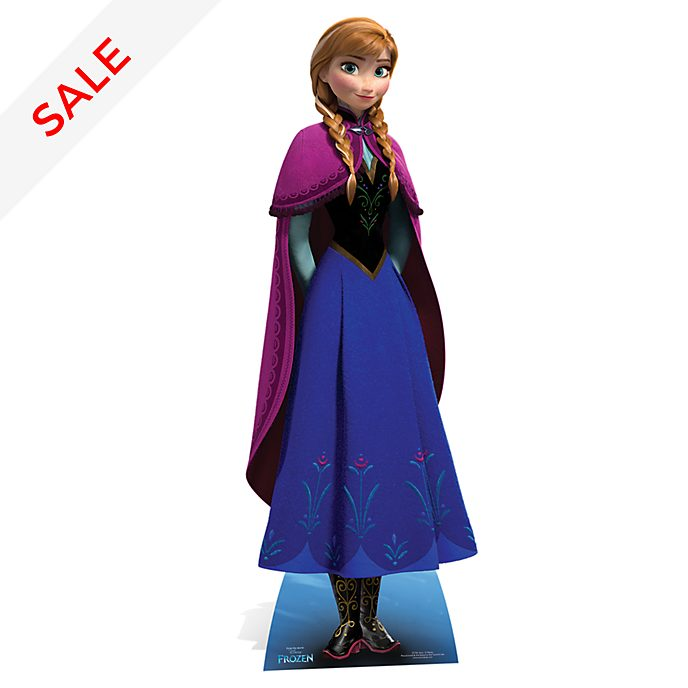 Disney Store Anna Character Cut Out, Frozen