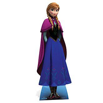 Disney Store Silhouette Anna de La Reine des Neiges
