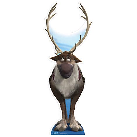Sven kartongfigur, Frost