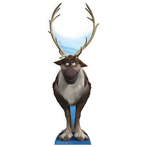 Sven Character Cut Out