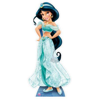 Udstanset prinsesse Jasmin figur