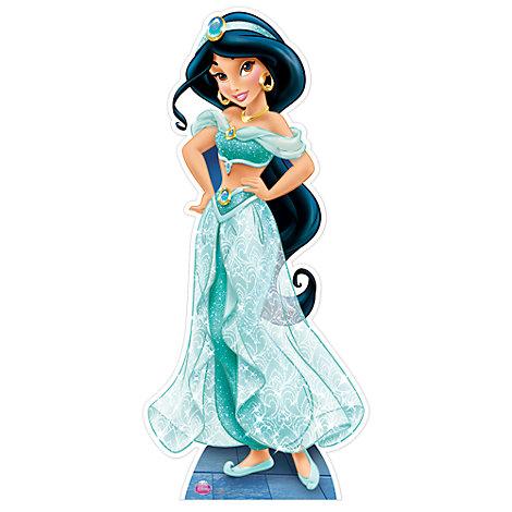 Udstanset Jasmin figur