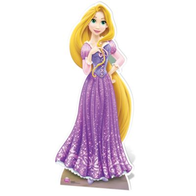 Rapunzel Character Cut Out